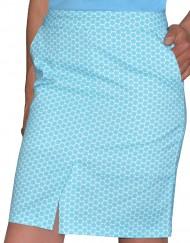 Skirt Blue Leg - 1024