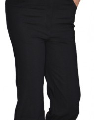 Women Trousers - Black - 1024