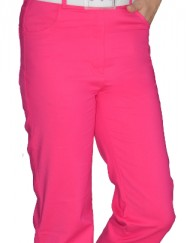Women Trousers - Fushia - 1024