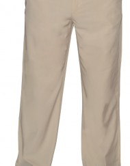 Men Trousers - Beige - Front - 1024
