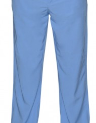 Men Trousers - Blue - Front - 1024