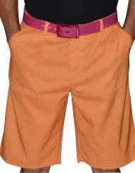 Short Pants - Orange - Front - 1024
